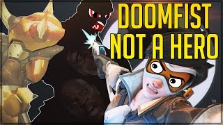 DOOMFIST BOSS EVENT and Ultimate Abilities - Overwatch Theory and Discussion!