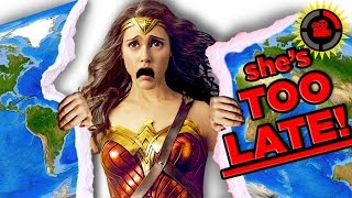 Film Theory: How Wonder Woman FAILED Us!