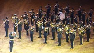 The British Military Tournament 2012