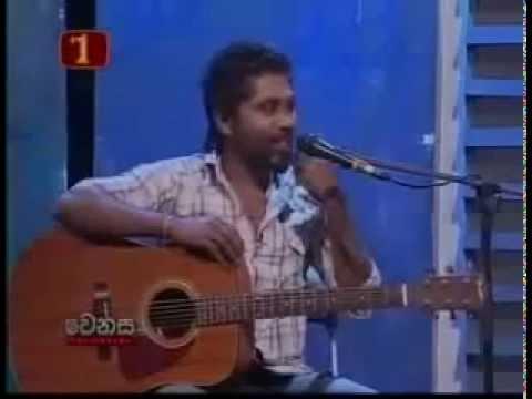 Adaraye Unusuma Laga - Janaka Krishantha (LIVE)