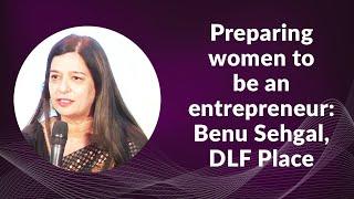 Preparing women to be an entrepreneur by