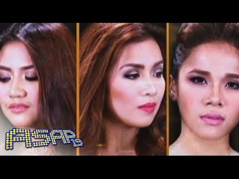 ASAP HomeGrown Divas Klarisse De Guzman, Morissette Amon & Angeline Quinto in a Vocal Showdown