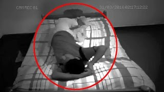 Real Ghost Attack Captured on CCTV Camera | Scary Videos | Scary Ghost Videos | Paranormal Activity