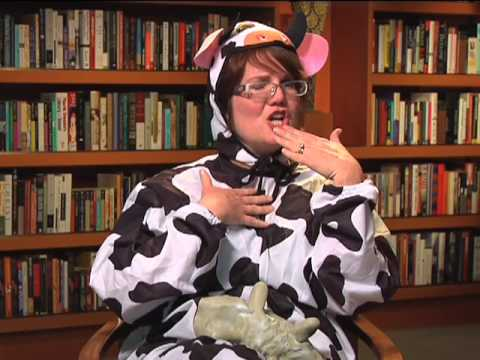 Going Bovine - Libba Bray Interview