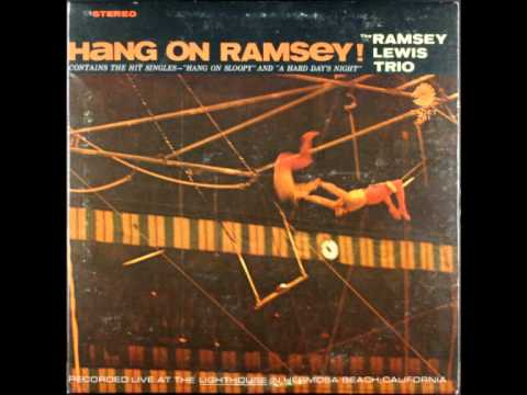 Ramsey Lewis Trio Barefoot Sunday Blues