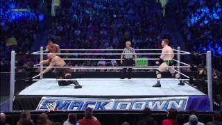 Sheamus & Randy Orton vs. Big Show - 2-on-1 Handicap Match: SmackDown, April 12, 2013