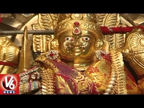 Special Story On Balkampet Yellamma Kalyanotsavam 2018 Arrangements | Hyderabad | V6 News