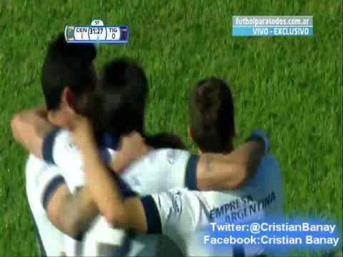 Rosario Central 1 Tigre 0 (Relato Ale Mangiaterra) Copa Argentina 2014 (24/9/2014)