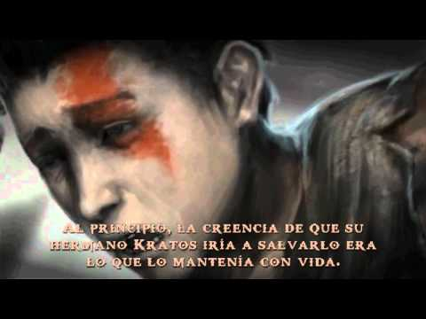 God Of War: Ghost of Sparta [El hermano][Video desbloqueable 2] por kratosworld