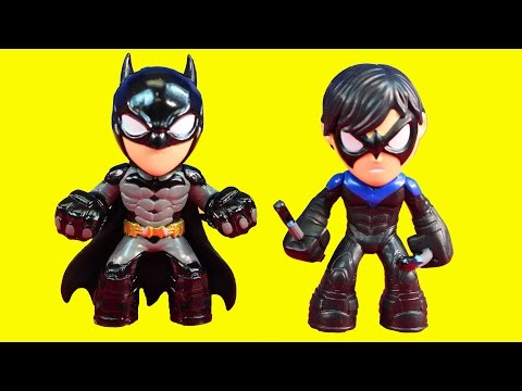 Batman Arkham knight Surprise Toy Mystery Minis Blind Boxes Harley Quinn Robin Scarecrow Nightwing