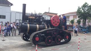"Hornsby Mammoth ""Recreation"" - Crawler Steam Tractor"