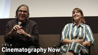Cinematography Now: Rodrigo Prieto, Ashley Connor, and Chris Teague