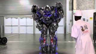 KING ROBOTA Releases new robot