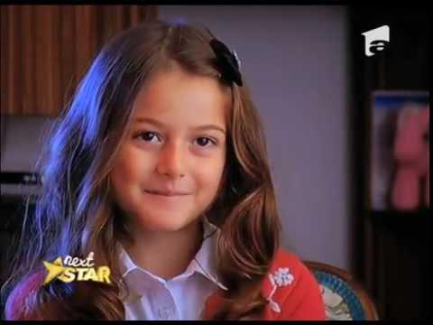 Alexia Necula, surprinsă de Mihai Petre
