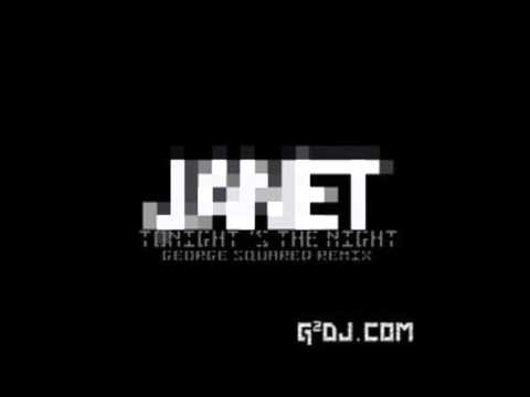 Janet Jackson - Tonights The Night