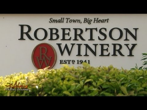Robertson Winery Robertson Wine Valley South Africa - Africa Travel Channel