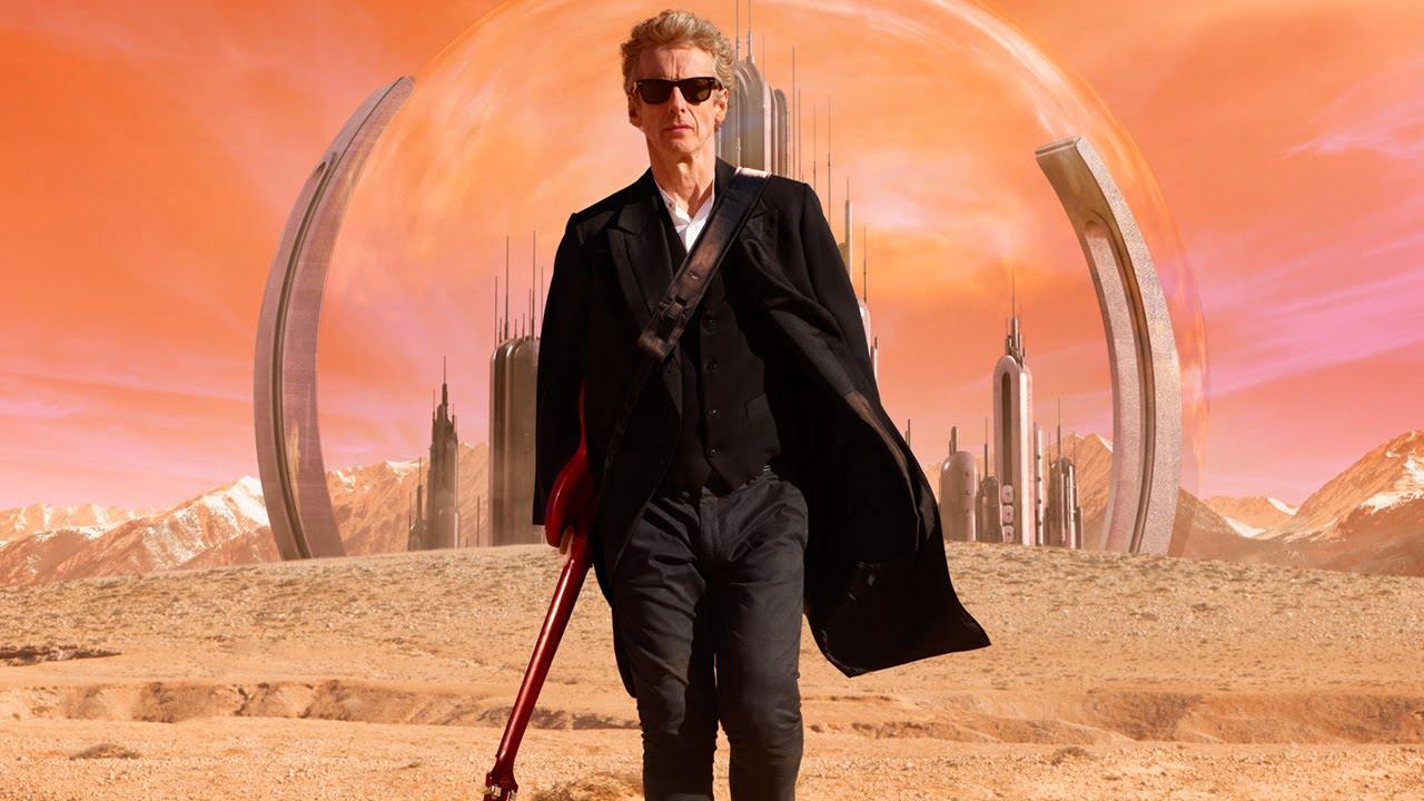 "DOCTOR WHO ""Hell Bent"" SEASON FINALE Trailer - SAT DEC 5th at 9/8c on BBC AMERICA"