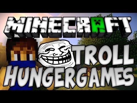 Minecraft - Troller un kikoo en Hunger Games