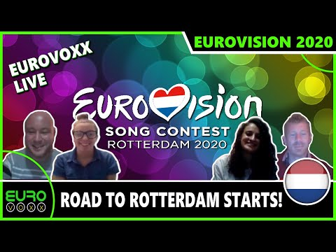 EUROVISION 2020 SEASON STARTS TODAY! WHAT ARE YOU HOPING FOR? EUROVOXX LIVE