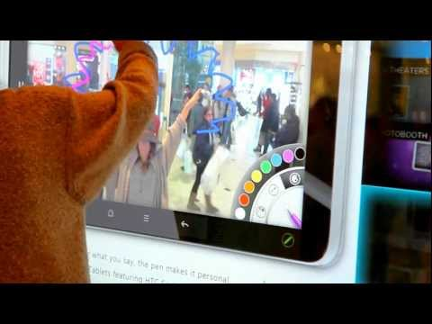 Inwindow Outdoor Launches Experience Stations in Collaboration with Intel