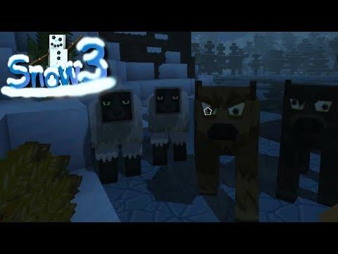 Tiere für den Bauernhof | Minecraft Snow 3 #03 [German/HD]