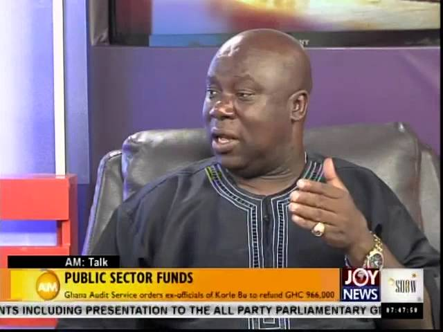 Public Sector Funds - AM Talk (21-10-14)