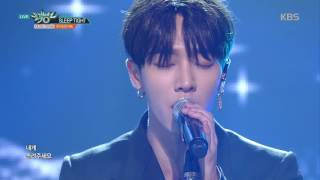 뮤직뱅크 Music Bank - SLEEP TIGHT - 하이라이트 (SLEEP TIGHT - Highlight).20170609