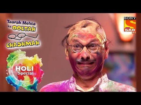 Holi Special   Popatlal Goes Bald This Holi   Taarak Mehta Ka Ooltah Chashmah thumbnail