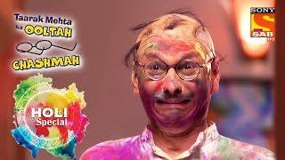 Holi Special | Popatlal Goes Bald This Holi | Taarak Mehta Ka Ooltah Chashmah