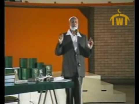 Ahmad Deedat - Muhammad The Greatest video
