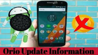 Moto G4 Plus Oreo Update Latest Information