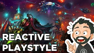 StarCraft 2 - PvP - REACTIVE Macro Playstyle !