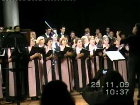 West side story (Maria) - Coral polifónica de Miguelturra - V Encuentro de Corales de Miguelturra