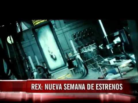 Cartelera del nuevo Cine Rex: