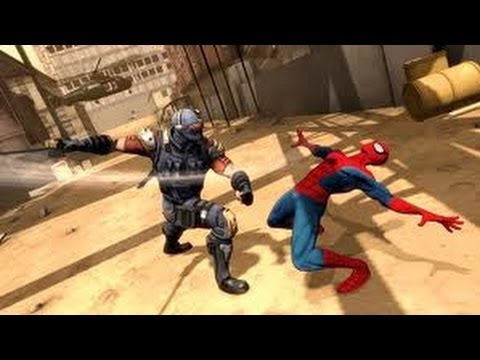 Скачать Spider-Man: Shattered Dimensions (2010/Rus/Eng/PC) RePack by R.G Re