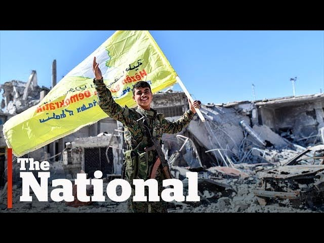 Forces battling ISIS in Raqqa declare victory