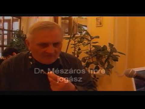 Dr Mészáros Imre jogász, történész - MIÉP FELKÉSZÍTŐ 180113
