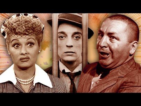 Top 10 Comedy Actors of the Pre-1970s