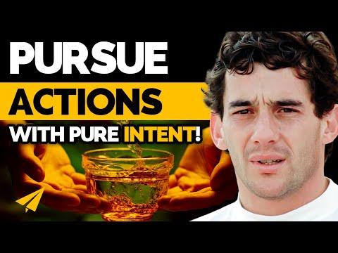 Ayrton Senna's Top 10 Rules For Success (@ayrtonsenna)