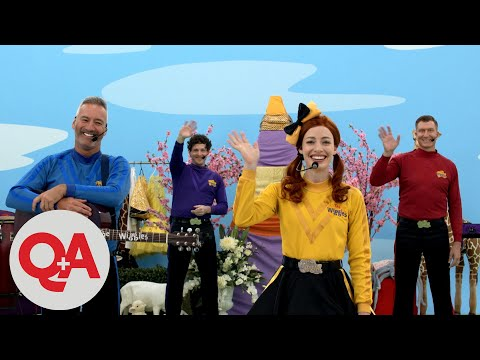 The Wiggles on Social Distancing and Supporting Kids | Q+A