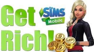 The Sims Mobile How to Get More Simoleons Fast