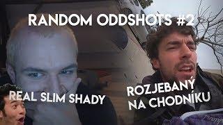 RESTT REAL SLIM SHADY , DONATO SA ROZJEBAL NA CHODNÍKU | Random Oddshots #2