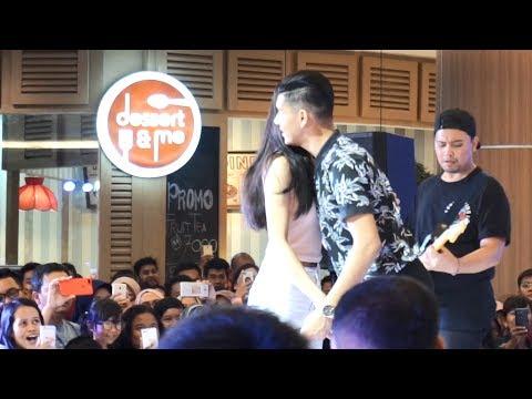 Meriahnya NGABUBURIT Bareng Artis JAZ HAYAT || Lippo Mall Jogja Part 3/3