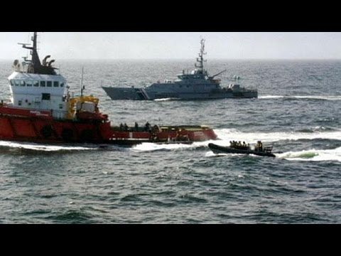 Two tons of cocaine seized after boat is intercepted off coast of Scotland