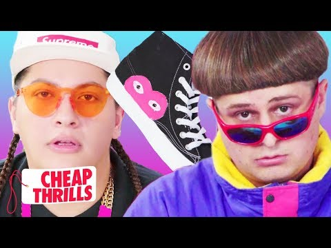 D.I.Y. Comme des Garçons Play x Converse (feat. Oliver Tree) | Cheap Thrills