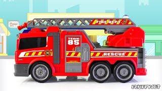 Fire Truck - Videos for Children