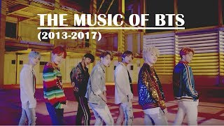The Music of BTS: A Guide for English speakers  (INTRODUCTION)