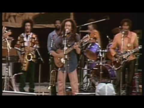 Rastaman Vibration - Bob Marley (Santa Barbara County Bowl) Higher Quality