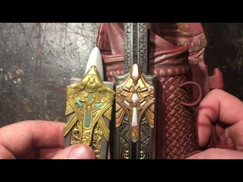 Ubi workshop Aguilar hidden blade review/mod.