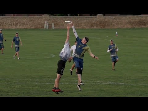 Ultimate Frisbee Highlights | Madison Radicals vs Minnesota Wind Chill